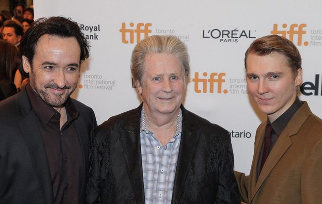 Brian Wilson brings his otherworldly self to the debut of Beach Boy biopic <em>Love and Mercy</em>