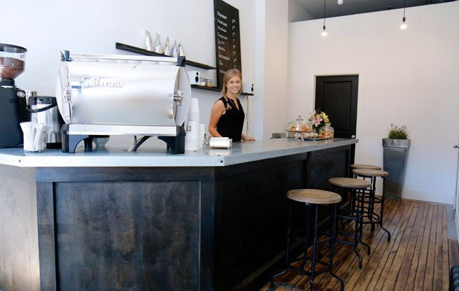 A cute Scandinavian-style coffee shop joins the Junction's café ranks