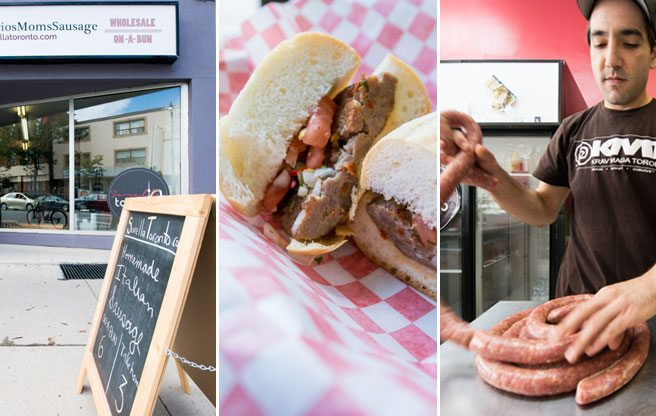 This Junction shop makes Calabrese sausage sandwiches from a 100-year-old recipe