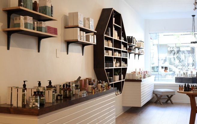 The Cure Apothecary brings all-natural perfumes and organic scalp oils to Queen West
