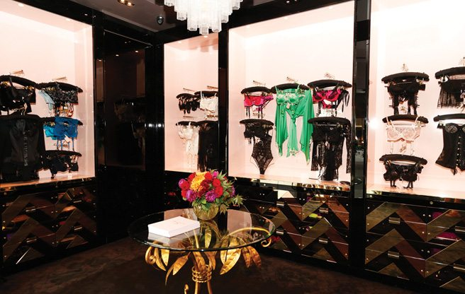 Store Guide: Agent Provocateur, the London lingerie label's first Canadian flagship