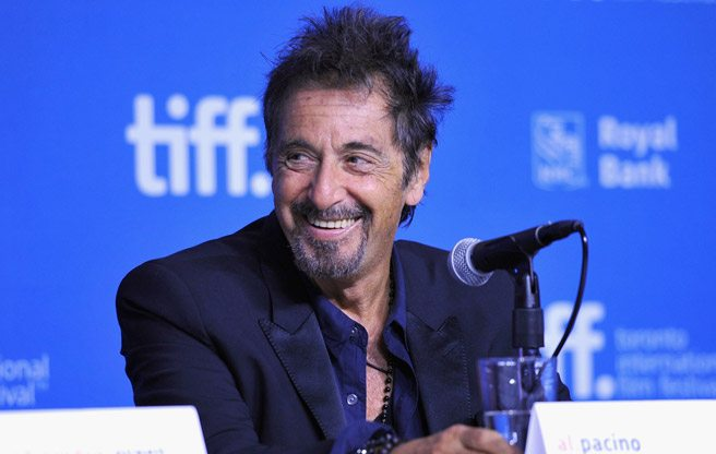 Harmony Korine almost steals the spotlight from Al Pacino—almost