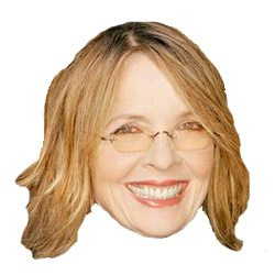 Spotted: Diane Keaton shopping for vintage furniture in The Junction