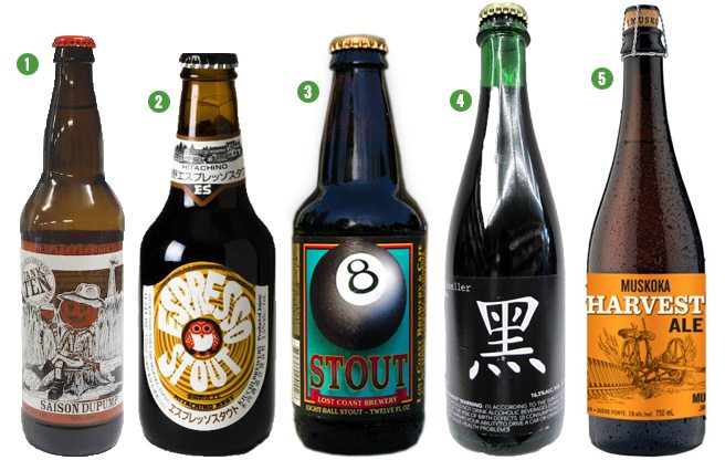 Autumn Brews: ten great craft beers hitting LCBO shelves this fall