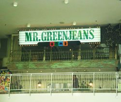 RIP Mr. Greenjeans