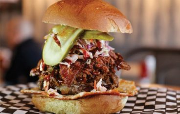 Seven totally bonkers burgers from East York's newest patty shop