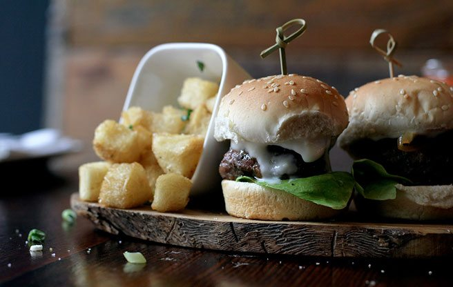 Review: Mata serves good Brazilian bar snacks (and some of the best sliders in town)