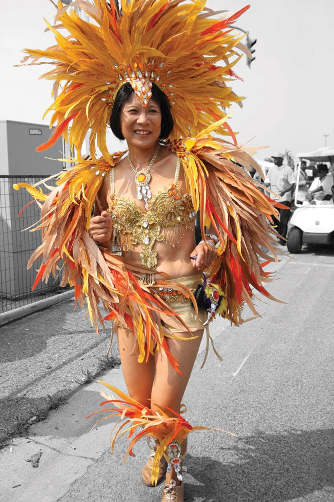 Costume Drama: Olivia Chow's many vote-courting fashion statements
