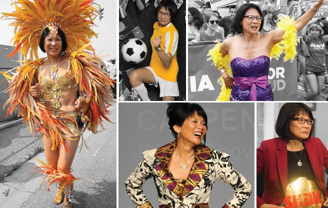 Costume Drama (Olivia Chow's costume-y pandering)