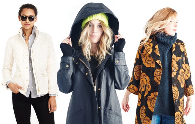 The Find: Fall Coats 2014