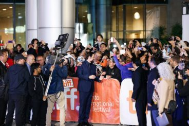 TIFF 2014 Red Carpet: The Forger