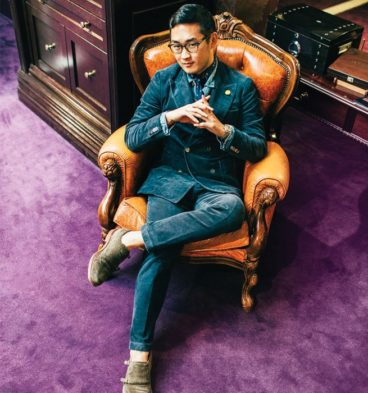 Toronto's Best Dressed 2014: The Pragmatist