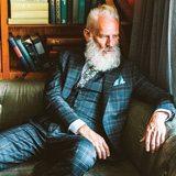 Toronto's Best Dressed 2014: The Silver Fox