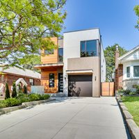 House of the Week: $1.4 million for a contemporary new-build in Old East York