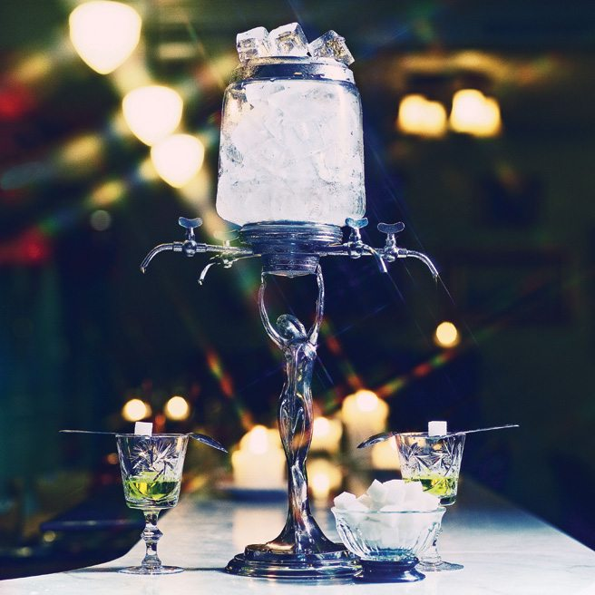 Where to Drink Now: In Absinthia