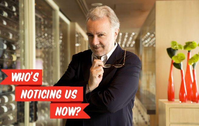 """Famous chef Alain Ducasse on Toronto: """"C'est wow!"""""""