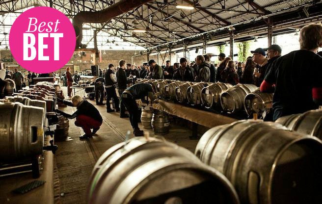 Don't miss last call at Cask Days, the king of beer fests