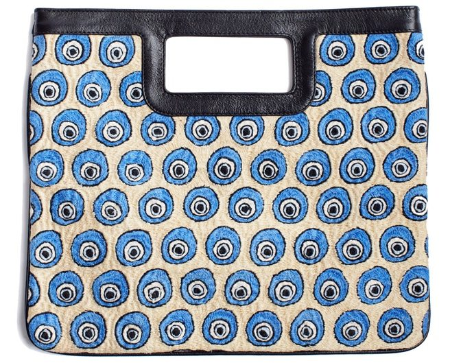 The Find: a Fashion Week–worthy clutch that'll get you noticed for all the right reasons