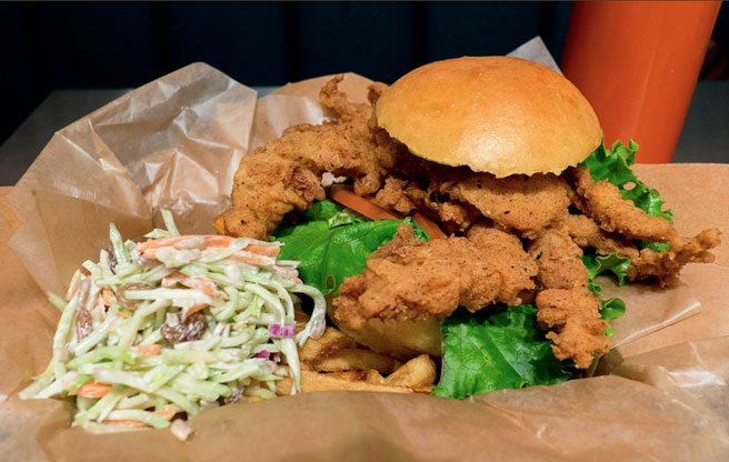 Introducing: Fresh Off The Boat, a new seafood sandwich shop on Queen West