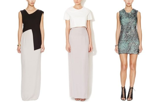 Score looks from Toronto Fashion Week designers during Gilt's online sale