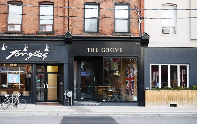 The Grove will serve its final meals on November 15