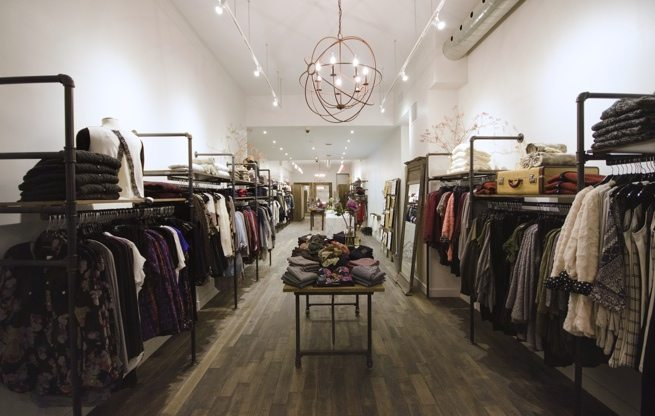 Annex boutique Risqué has opened a second, nicer location on Bloor Street