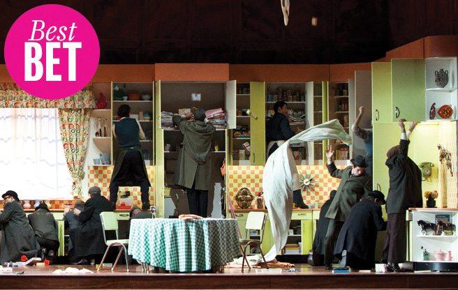 See the COC perform opera whiz Robert Carsen's fancy <em>Falstaff</em>
