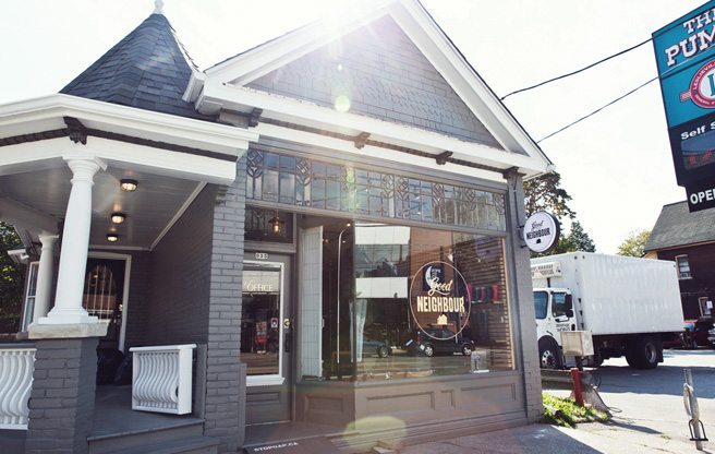 Store Guide: Good Neighbour, a family-friendly boutique in Leslieville (complete with its own Drake General Store)