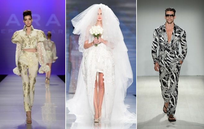 Toronto Fashion Week: some of the best—but mainly, the most ridiculous—outfits from day five