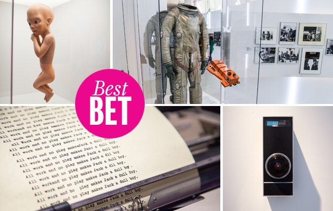 Hang out with HAL at TIFF's new Stanley Kubrick exhibition
