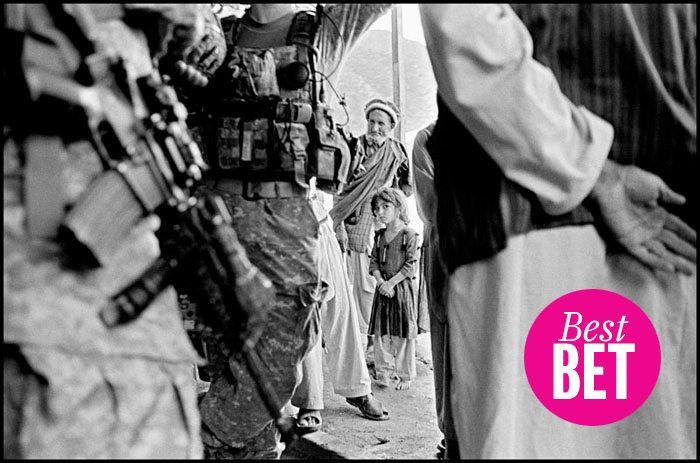 Discover Afghanistan through the lens of Larry Towell