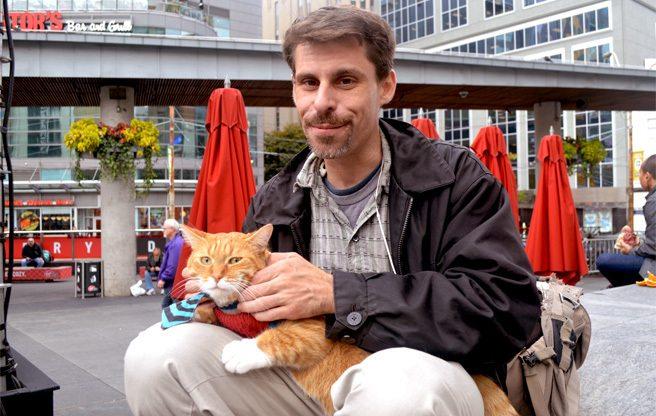 Toronto's subway cat has a story both adorable and sad