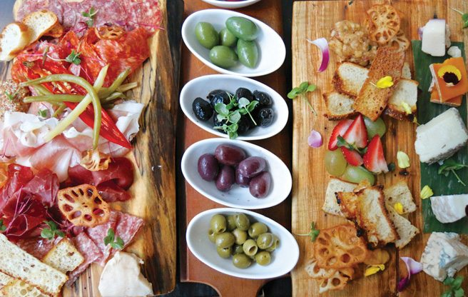 Introducing: Nuit Social, a new charcuterie bar on West Queen West