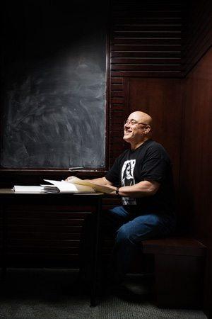 The Agitator: Peter Rosenthal