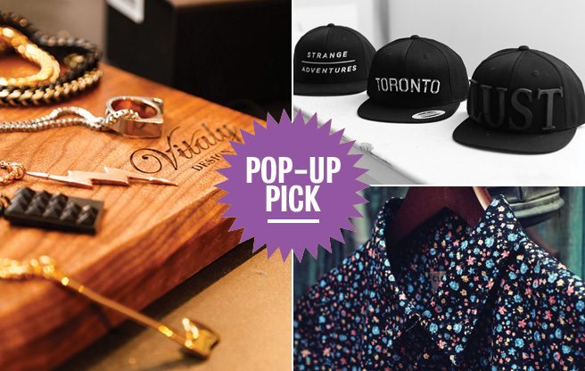 Pop-Up Pick: Toronto Lifestyle Market combines chic international labels with local up-and-comers