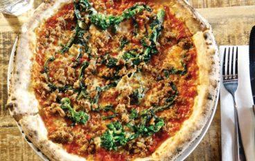 Introducing: Queen Margherita Pizza