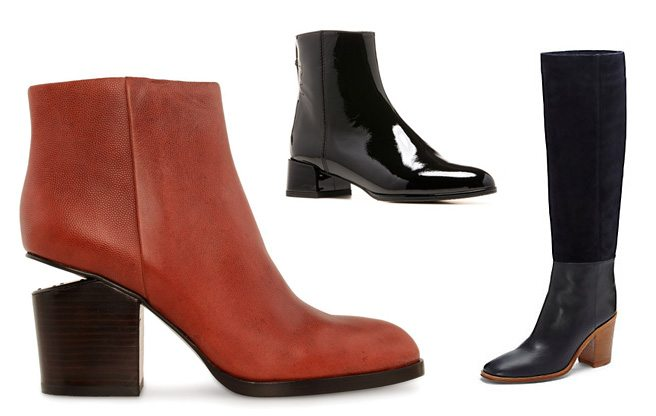 The Find: seventeen great pairs of boots for cooler temperatures