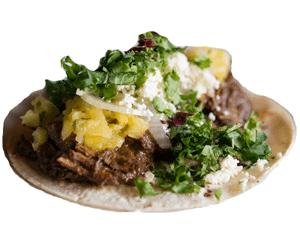 Free tacos tomorrow on the Danforth