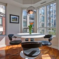 Condo of the Week: $690,000 for two storeys and a rooftop terrace near Queen Street West