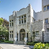 House of the Week: $5.85 million to live in a castle in Rosedale