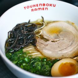 Touhenboku Ramen is soon to land in the Distillery