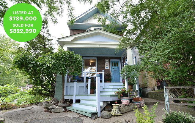 Sale of the Week: the $820,000 Blake-Jones home that proves buyers won't be dissuaded by eccentric design