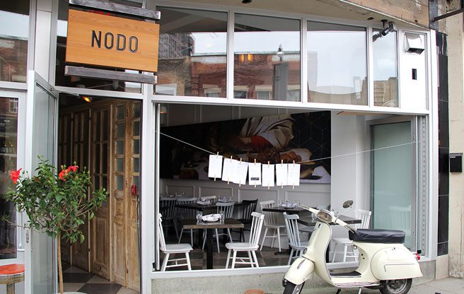Review: Nodo, the Junction's new red-sauce restaurant, serves crowd-pleasing (if unrefined) classics