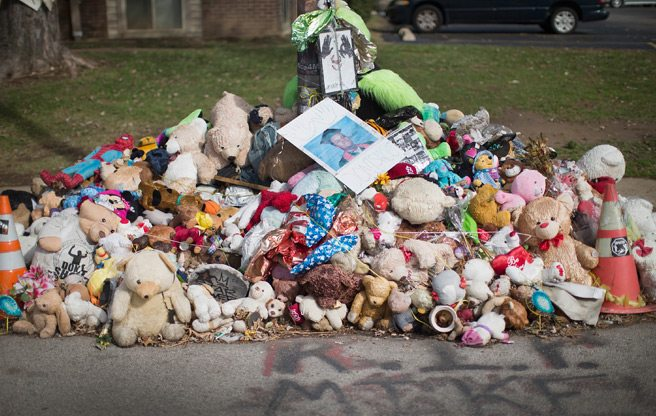 "Ferguson, and why ""at least things aren't as bad here"" isn't good enough"