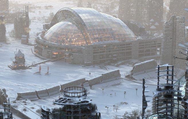 Twelve visions of post-apocalyptic Toronto