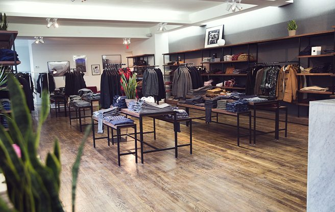 Store Guide: Frank and Oak, the online menswear retailer's first Toronto flagship