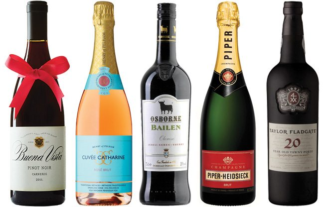 A Bottle for All Reasons: because every holiday event goes better with wine