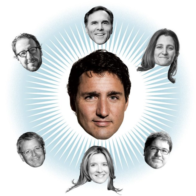 Team Trudeau: the Toronto rainmakers orchestrating Justin's rise