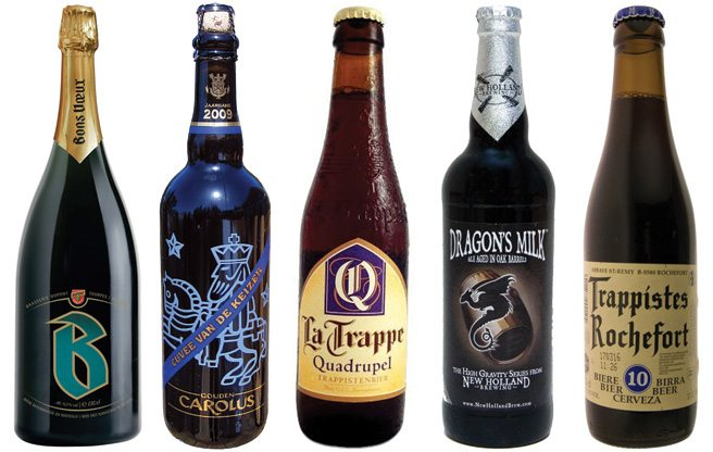 Winter Beers: the top 10 craft beers hitting LCBO shelves this season