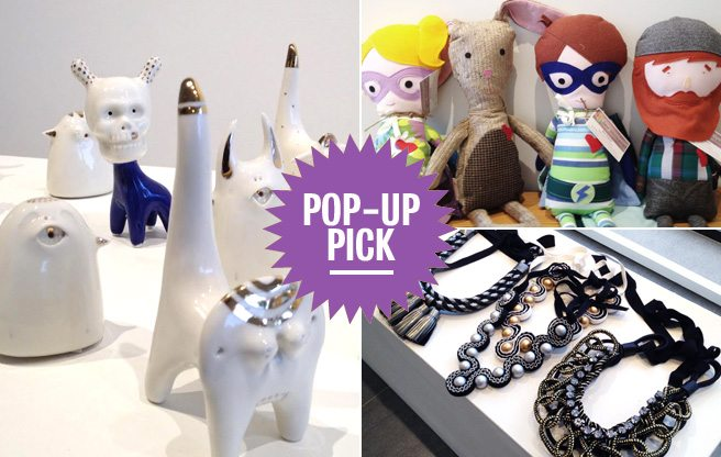 Pop-Up Pick: holiday gifts handmade by the city's best artisans are coming to Dundas West